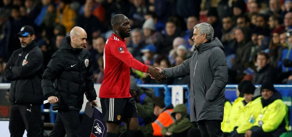 Lukaku says he is Mourinho's 'sergeant on the pitch'