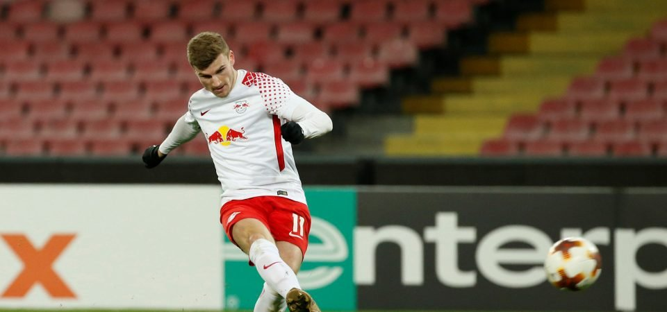 Manchester United should be in the mix for Timo Werner