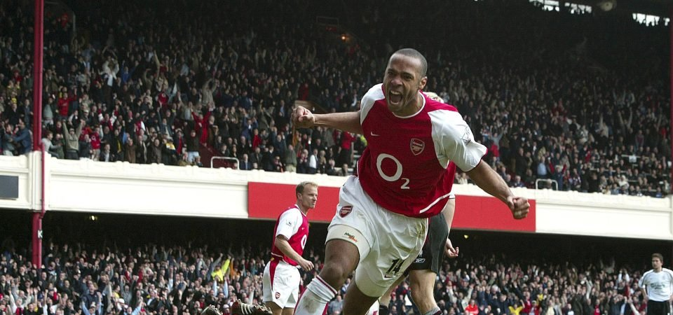 PL25: When Henry and Arsenal reminded one and all of their potential greatness