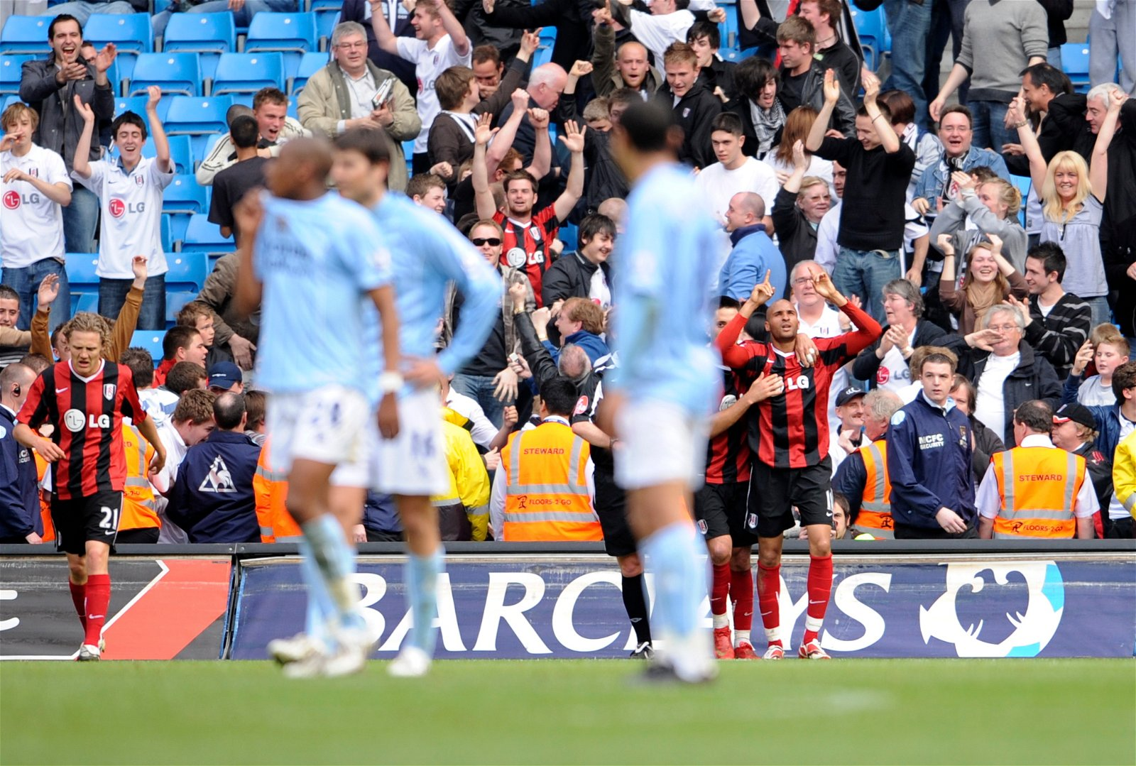 PL25: When Fulham pulled off a late, great escape at Eastlands