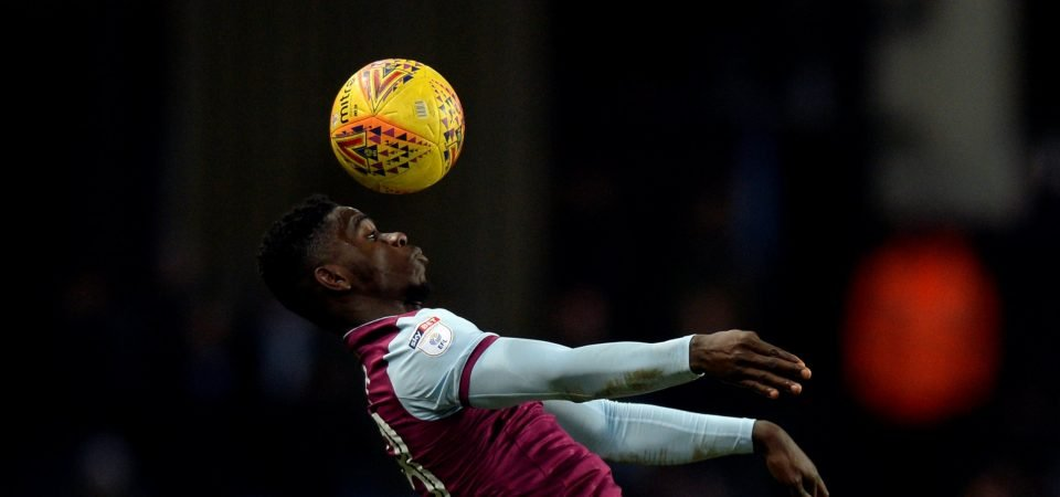 Bruce wants Tuanzebe back at Aston Villa