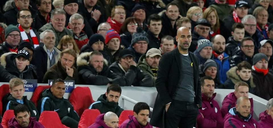 Liverpool fans react to Pep Guardiola comments on Anfield