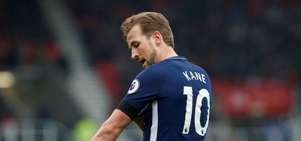 Tottenham Hotspur fans hit back at Salah's dig at Kane