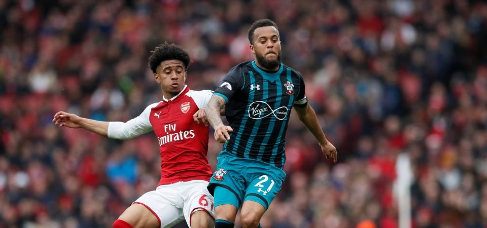 Arsenal fans delighted with Nelson contract news