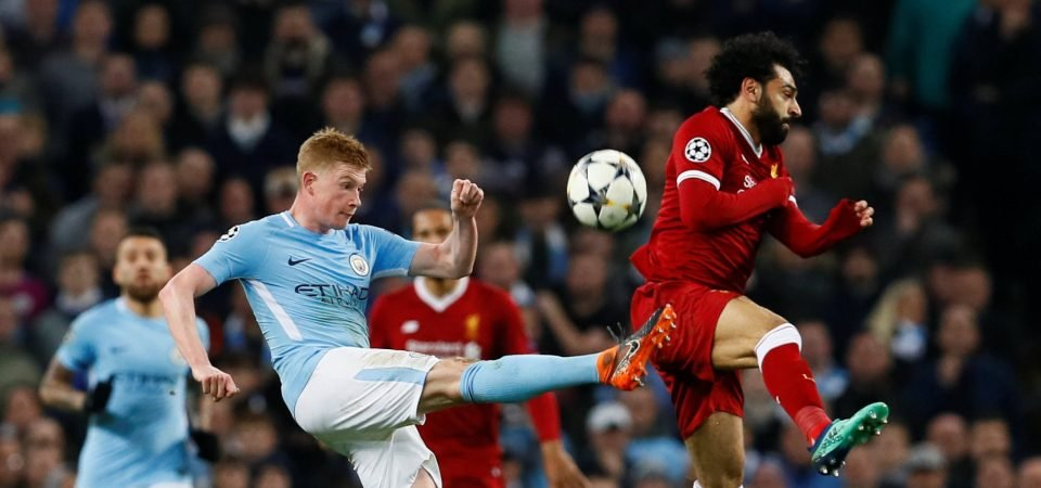Liverpool fans convinced of title success following De Bruyne injury blow for Man City