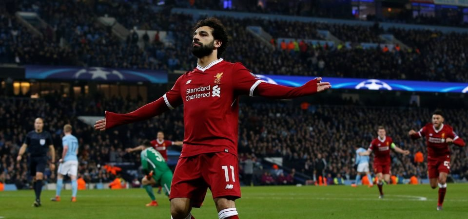 Revealed: Majority of Liverpool fans want Salah to be rested for West Brom game
