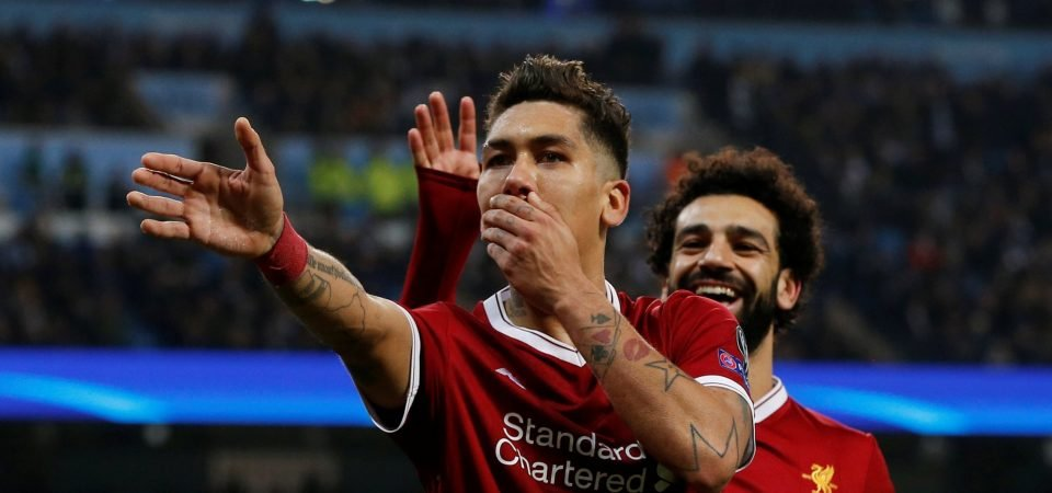 Liverpool fans react as Henry hails Firmino the league's 'most complete striker'