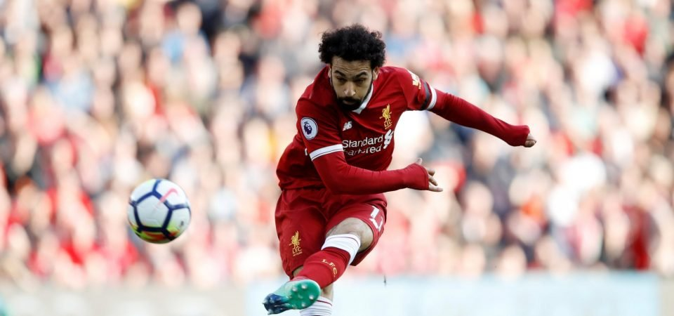 Revealed: Majority of fans expect Liverpool star Salah to pip Kane to Golden Boot
