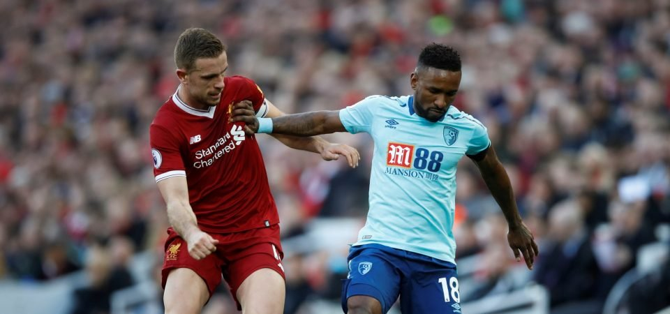 Henderson could win back some Liverpool fans with performance over Bournemouth