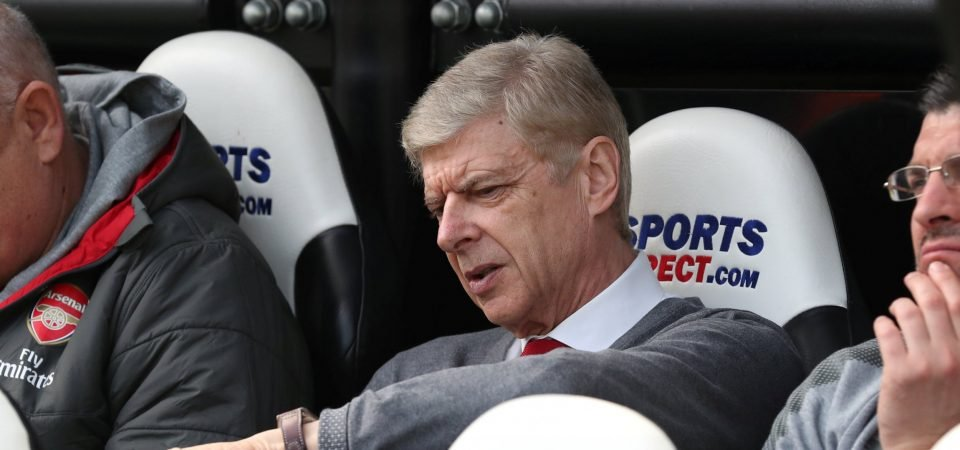 Arsenal fans lay into Wenger's assessment of away form