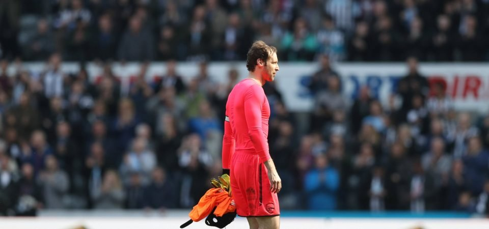 Arsenal fans want Cech out following miserable loss to Newcastle United