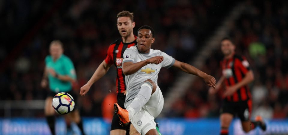 Man United fans desperate for Martial stay