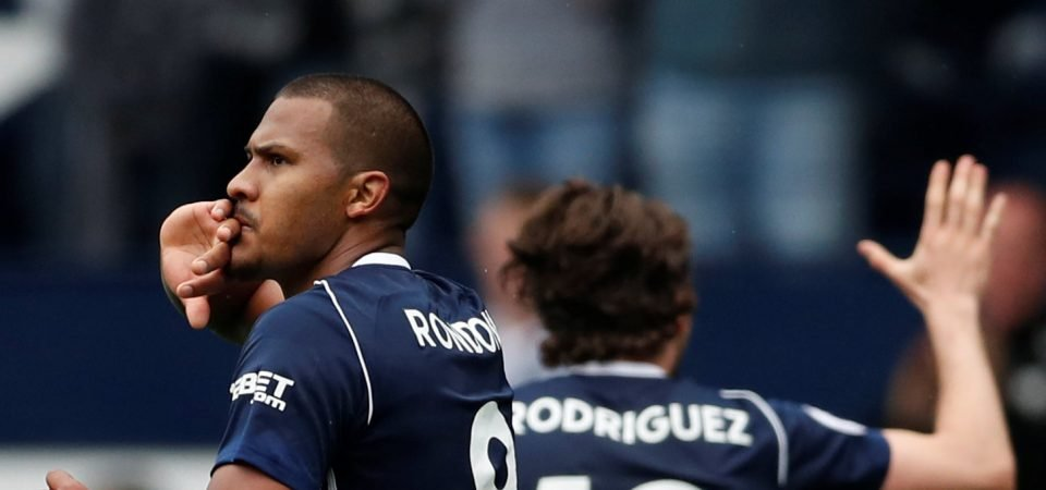West Ham fans adamant they don't want Rondon