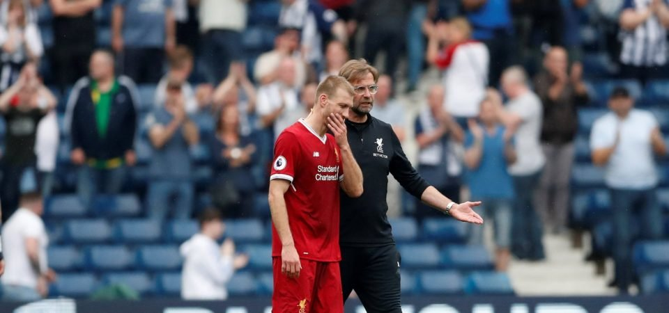 Liverpool fans confused by reports Klavan is allowed to leave