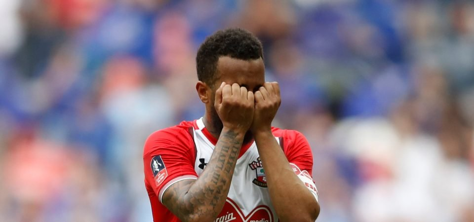Southampton fans baffled by Bertrand's exclusion from England World Cup squad
