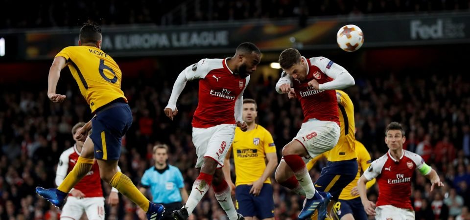 Arsenal fans pleased with Ramsey performance
