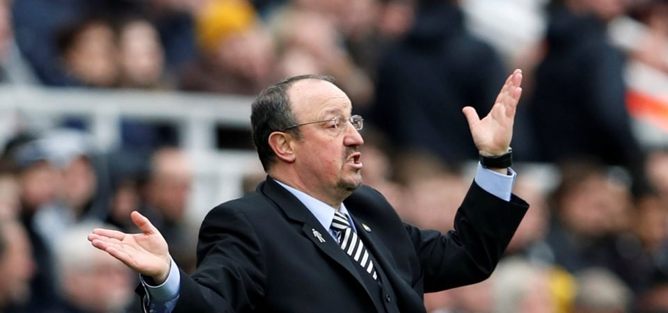 Benitez could leave Newcastle this summer unless he gets more transfer control