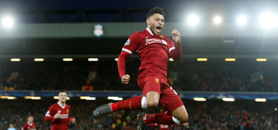 Oxlade-Chamberlain's comeback next season can be game-changing for Liverpool