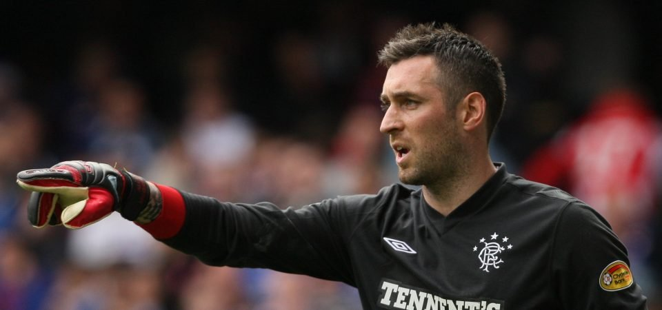 Rangers: Gerrard may already have his McGregor replacement
