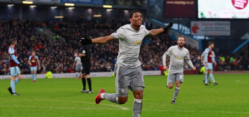 Martial's arrival would spell the end of Llorente and Janssen at Tottenham
