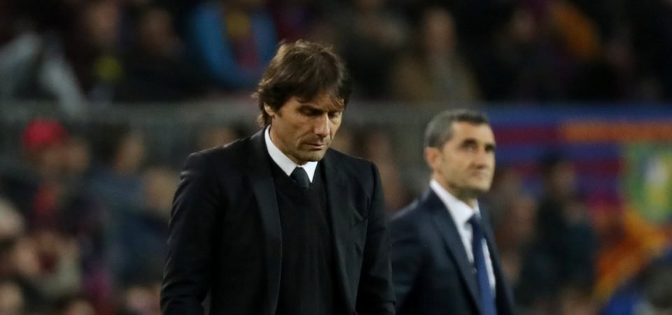 Revealed: 47% of Chelsea fans think Conte should have been sacked in February