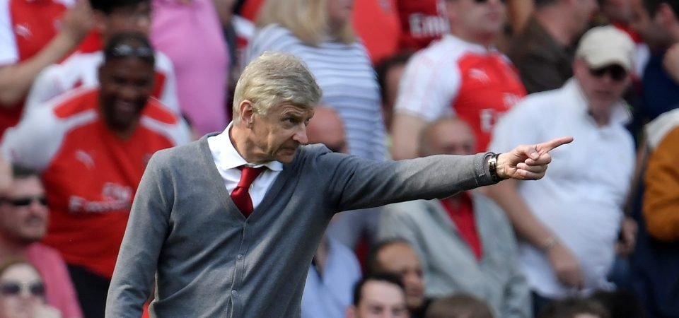 Revealed: Arsenal fans want Luis Enrique to succeed Arsene Wenger