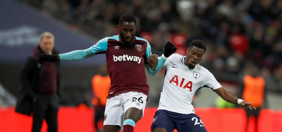 Revealed: Majority of West Ham fans think Masuaku is their most important player