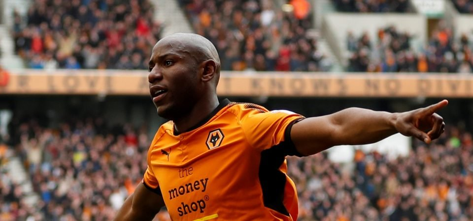 Wolves fans are eager to sign Benik Afobe permanently