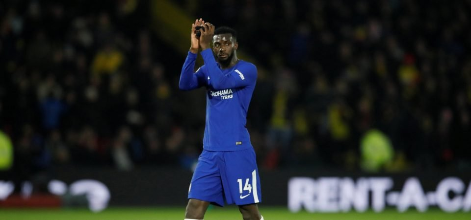 West Ham fans eye up loan move for Bakayoko