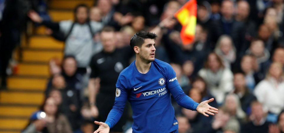 Chelsea fans slam Alvaro Morata after disappointing Southampton display