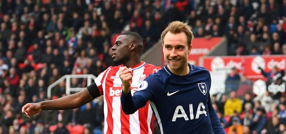Tottenham fans react to Eriksen's Denmark selection