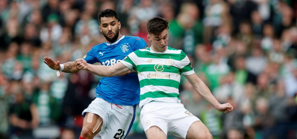 Rangers fans fume at Candeias display vs Livingston