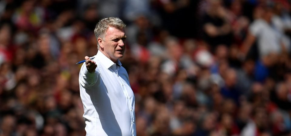 West Ham fans love update on Moyes' future