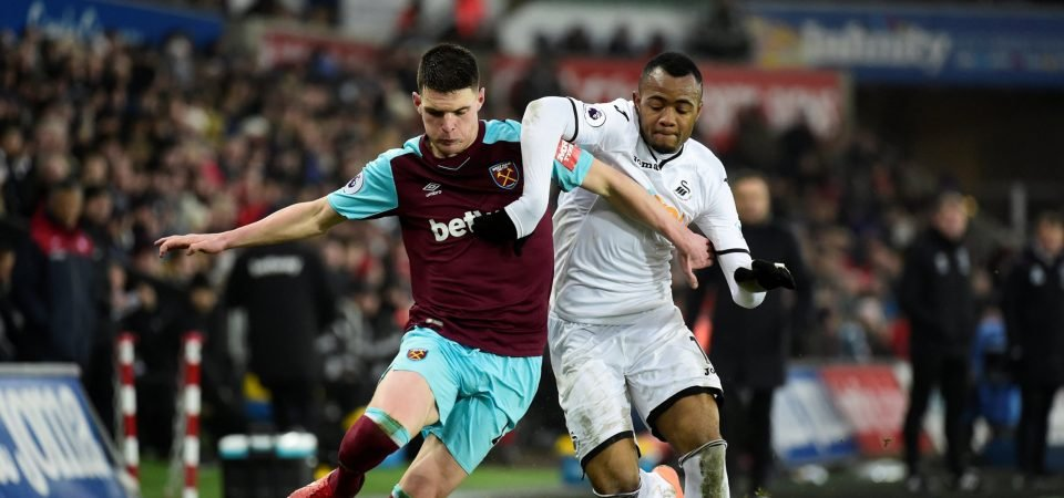 Revealed: Majority of Everton fans wouldn't sign Declan Rice over William Carvalho