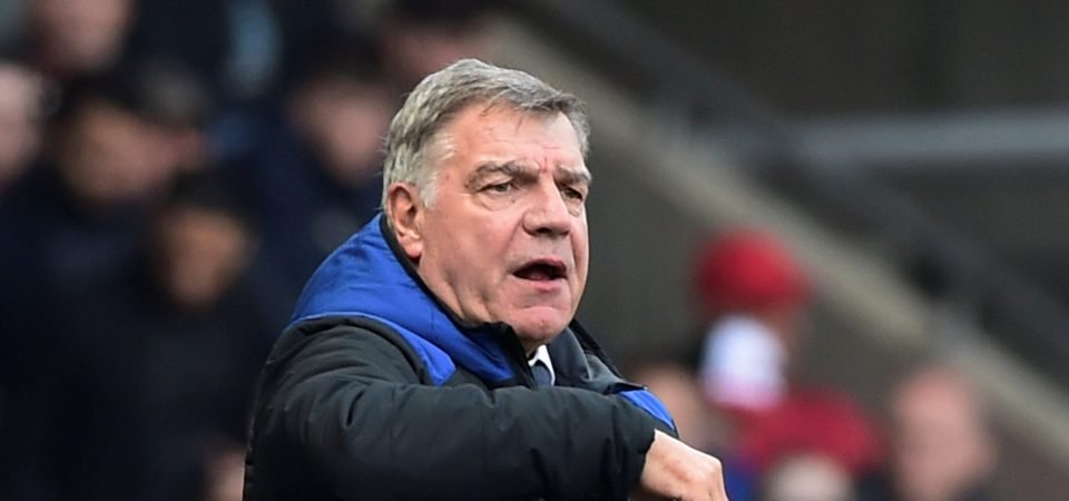 Everton fans have had enough of Sam Allardyce
