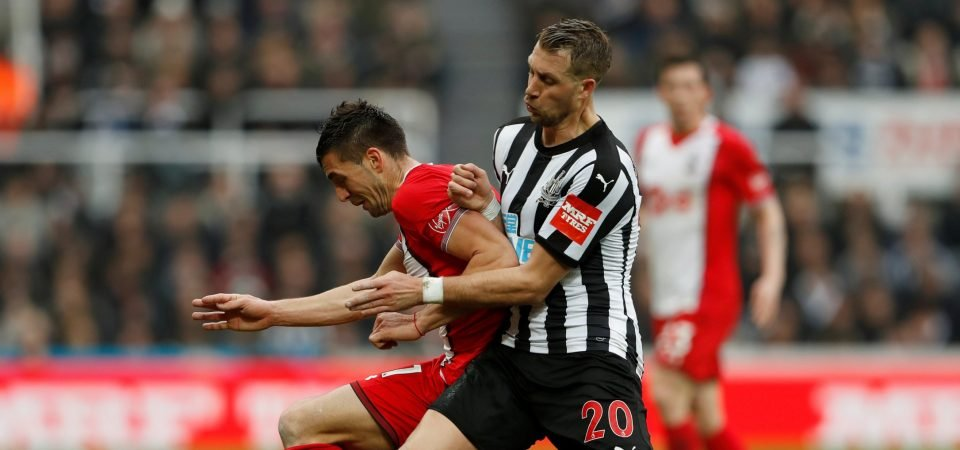 Newcastle United fans loved Lejeune's performance in Saturday win