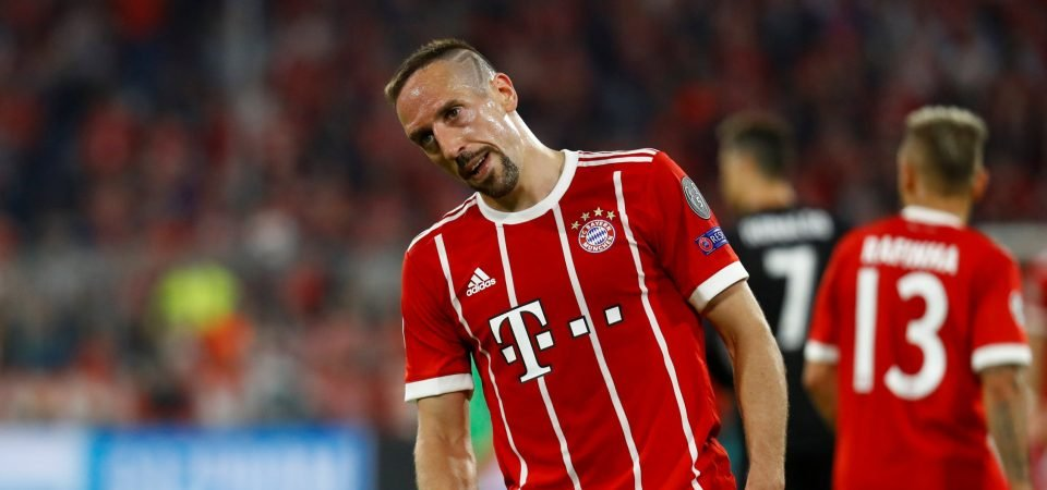 Transfer Focus: Ribery arrival could disrupt Sheffield United's team spirit