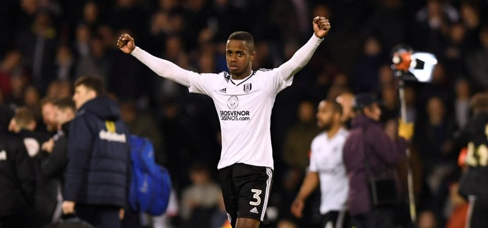 Securing Sessegnon would majorly boost Tottenham's hopes of landing silverware