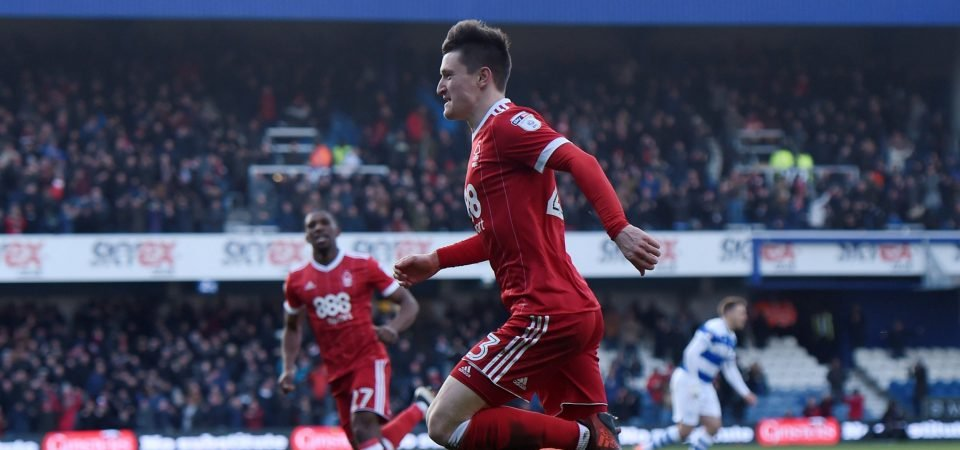 Nottingham Forest fans loved Joe Lolley's performance vs Ipswich