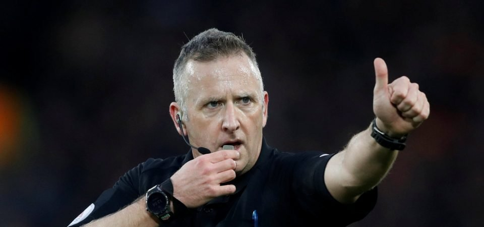 Ref in Focus: Man City & Tottenham must expect big calls with Jonathan Moss in charge