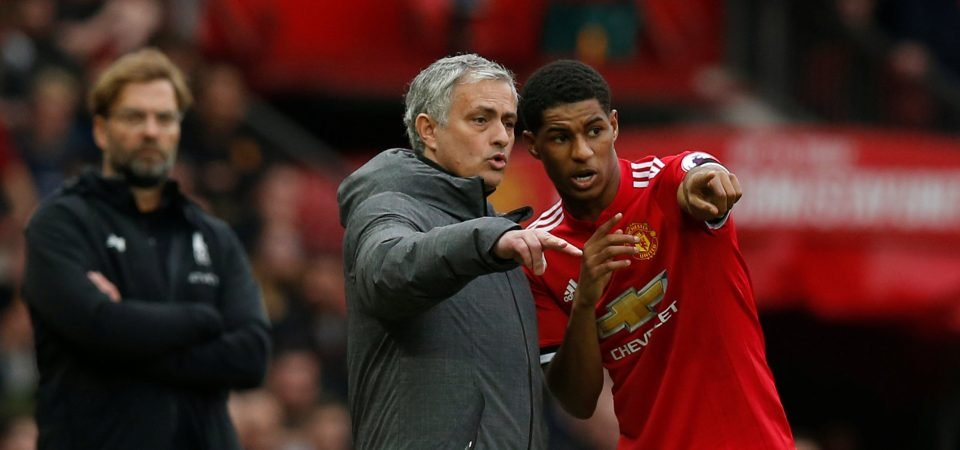 Man United fans react to Rashford reports