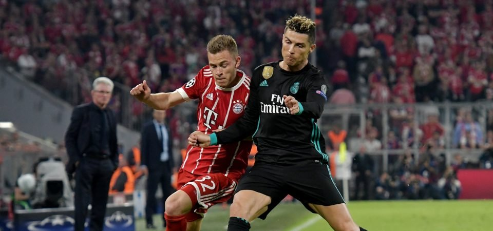 Revealed: Huge majority of Man United fans want Kimmich to replace Valencia
