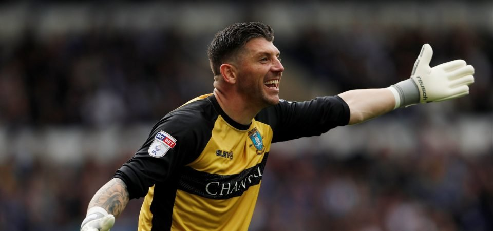 Amazing if true: Huddersfield fans excited at prospect of signing Keiren Westwood