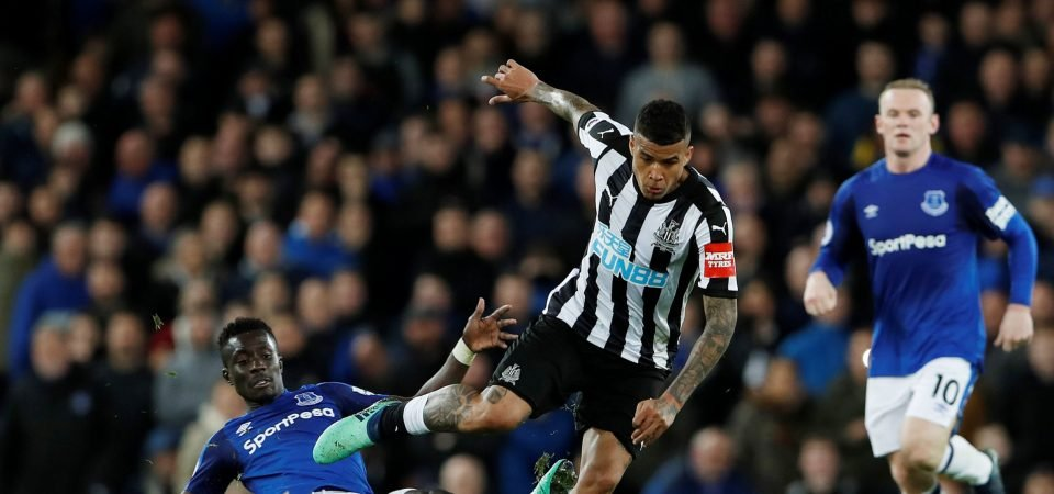 Newcastle United expected to sign Kenedy on another loan, fans react