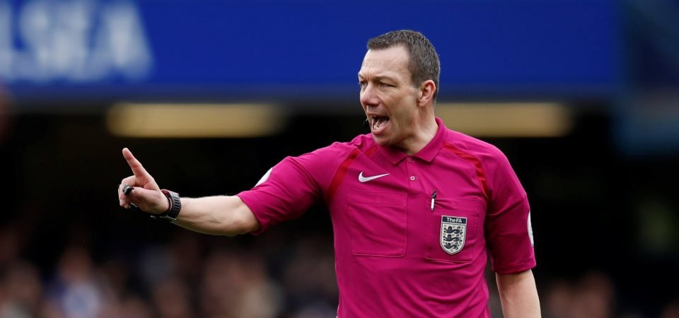 Kevin Friend's low foul rate offers Man United & Arsenal false sense of security