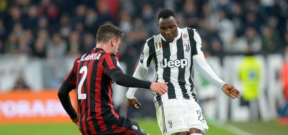 Kwadwo Asamoah wouldn't be the Marcos Alonso upgrade Chelsea need