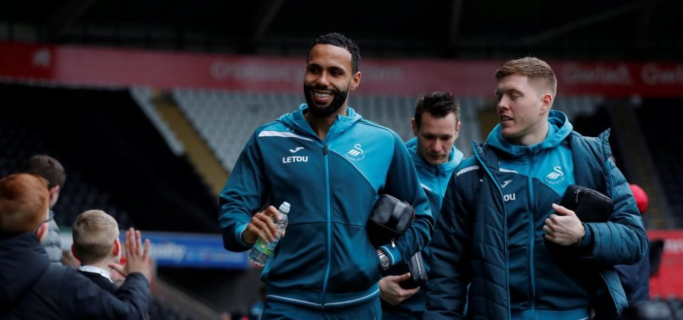 Leeds fans react as reported transfer target Kyle Bartley suffers knee injury