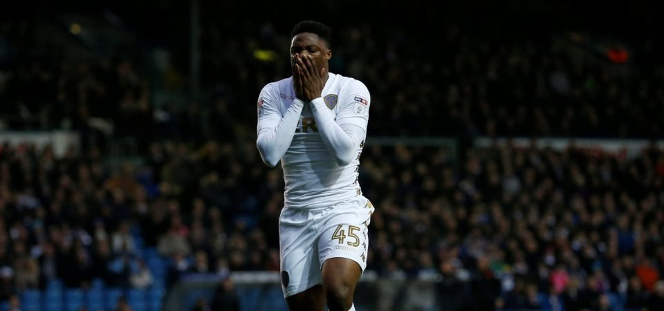 The forgotten man: Three Italian clubs want Leeds forward Ekuban
