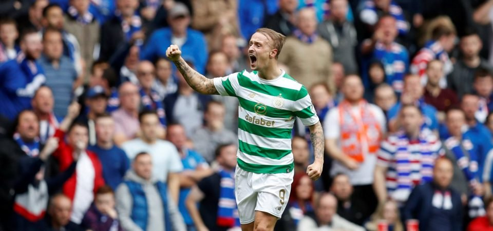 Celtic: Leigh Griffiths could resurrect his Hoops career if Lennon is axed