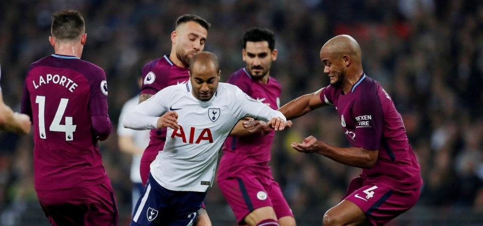 Lucas Moura lays claim for FA Cup start with impressive cameo vs Manchester City